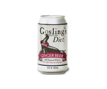 Goslings Diet Ginger Beer