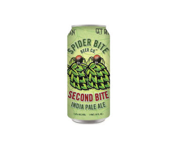 Spider Bite Second Bite India Pale Ale