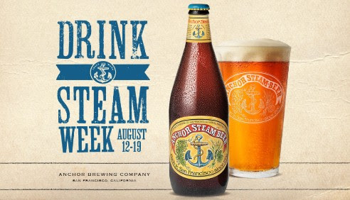 Anchor Brewing Drink Steam Week 2018