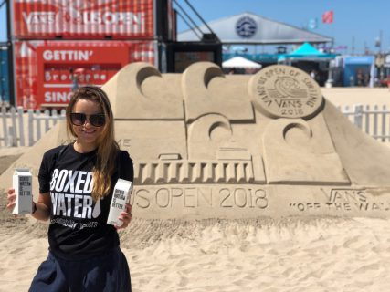Boxed Water Named Featured Water Sponsor