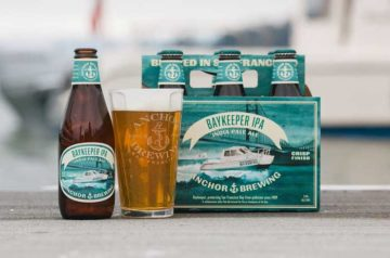 Anchor Brewing Baykeeper IPA