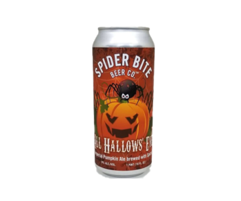 Spider Bite All Hallows Eve Imperial Pumpkin Ale