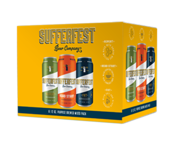 Sufferfest Mixed Pack