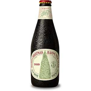 Anchor Brewing Christmas Ale 2019