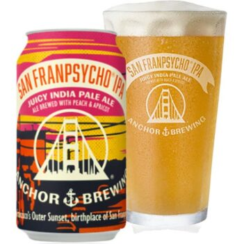 Anchor Brewing San Franpsycho IPA