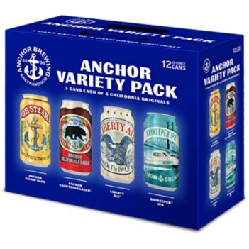 Anchor Brewing Variety Pack Can