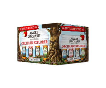 The Angry Orchard Explorer Mix Pack