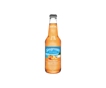 Seagrams Escapes Peach Bellini