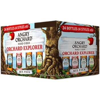 Angry Orchard Explorer Mix Pack