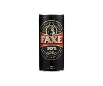 Faxe 10% Strong Lager