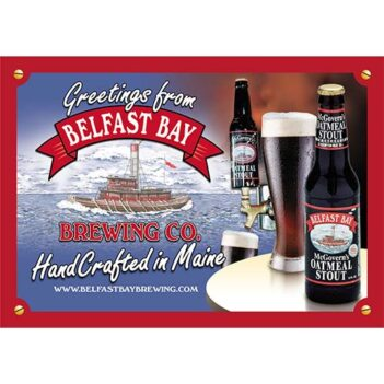 Belfast Bay McGovern's Oatmeal Stout
