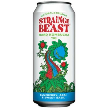 Strainge Beast Blueberry Acai Sweet Basil