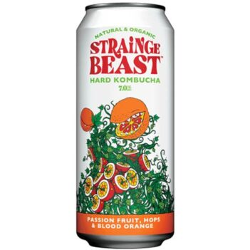 Strainge Beast Passion Fruit