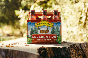 Sierra Nevada Celebration IPA & celebrating 40 years