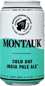 Montauk Cold Day IPA