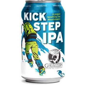 Ghostfish Kick Step IPA